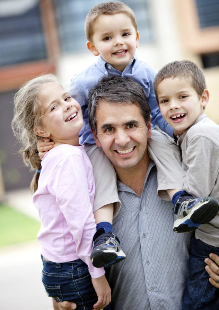 Keep Dad's Smile Healthy With Routine Dental Care
