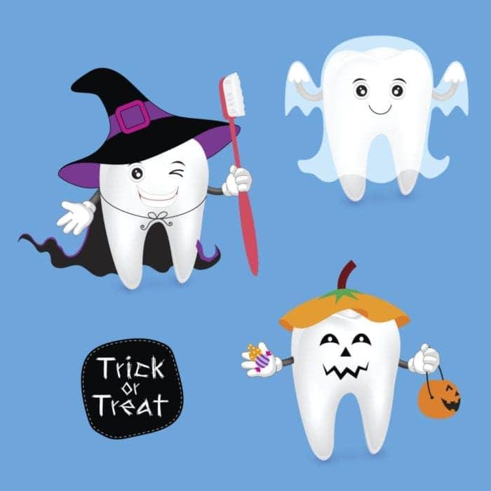 Halloween candy and your teeth, Woodbridge, VA