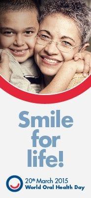World Oral Health Day banner