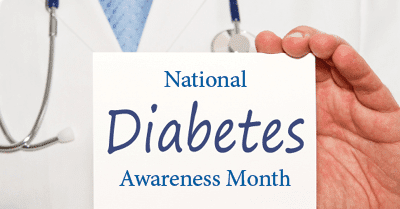 your mouth is at risk if you are living with diabetes
